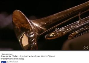 Weber Oberon ouverture