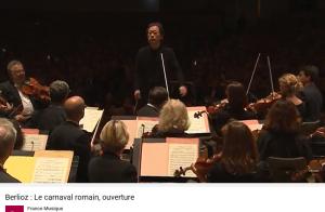 Berlioz Benvenuto Cellini ouverture du Carnaval romain