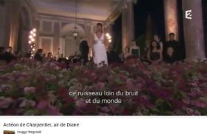 Charpentier Actéon air de Diane