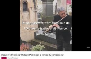Debussy Syrinx
