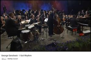 Gershwin I got rythm