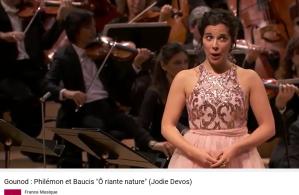 Gounod Philémon et Beaucis O riante nature