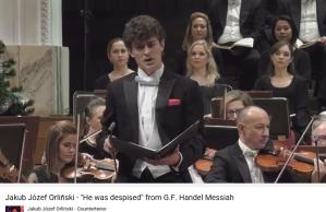 Haendel Messiah He was despised