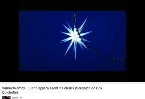 Massenet Don Quichotte Quand apparaissent les étoiles