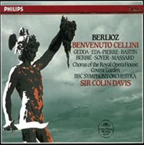 Persée Cellini berlioz