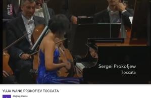 Prokofiev toccata Wang