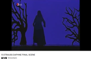 Strauss Daphné scène finale