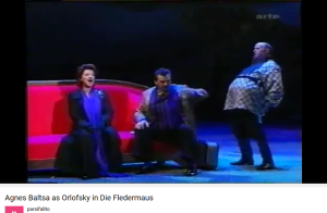 Strauss J Fledermaus Orlofsky A Baltsa