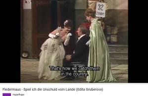Strauss J Fledermaus Spiel ich die Unschuld
