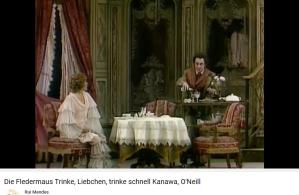 Strauss J Fledermaus Trinke liebchen trinke schnell
