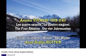 Vivaldi l'hiver