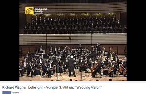Wagner Lohengrin Marche nuptiale
