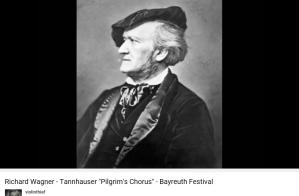 Wagner Tannhaüser choeur des pélerins