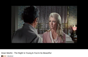 Dean Martin The night is young