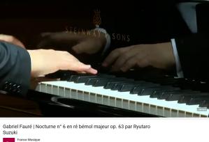 Fauré nocturne no 6