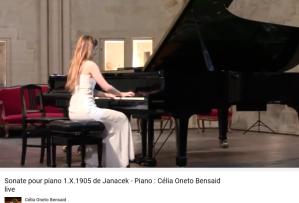 Janacek Sonate 1.X.1905