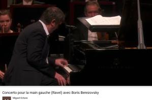 Ravel Concerto pour la main gauche
