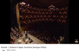Rossini l'Italienne à Alger ouverture