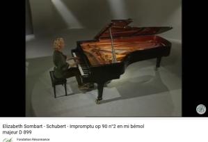 Schubert impromptu no 2 op 90