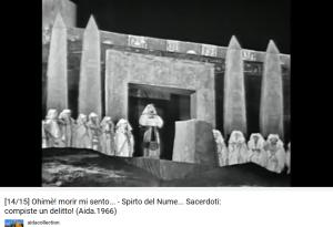 Verdi Aïda Spirto del nume