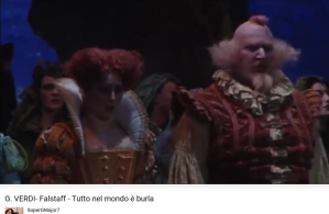 Verdi Falstaff final