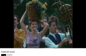Verdi Traviata publicité