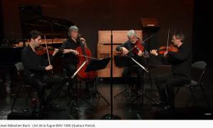 Bach l'art de la fugue
