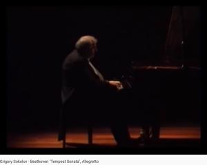 Beethoven sonate la Tempête