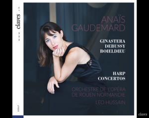 Boïeldieu Concerto pour harpe en Ut