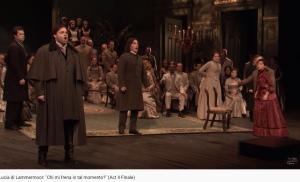 Donizetti Lucia di Lammermoor Chi mi frena (sextuor)