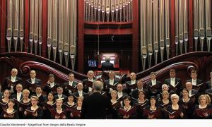 Monteverdi Vêpres Magnificat