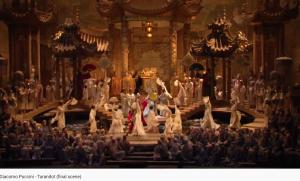 Puccini Turandot final