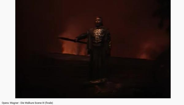Wagner die Walküre final