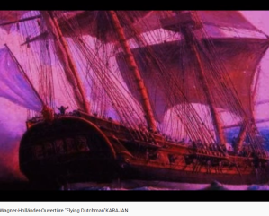 Wagner Vaisseau fantôme ouverture Karajan