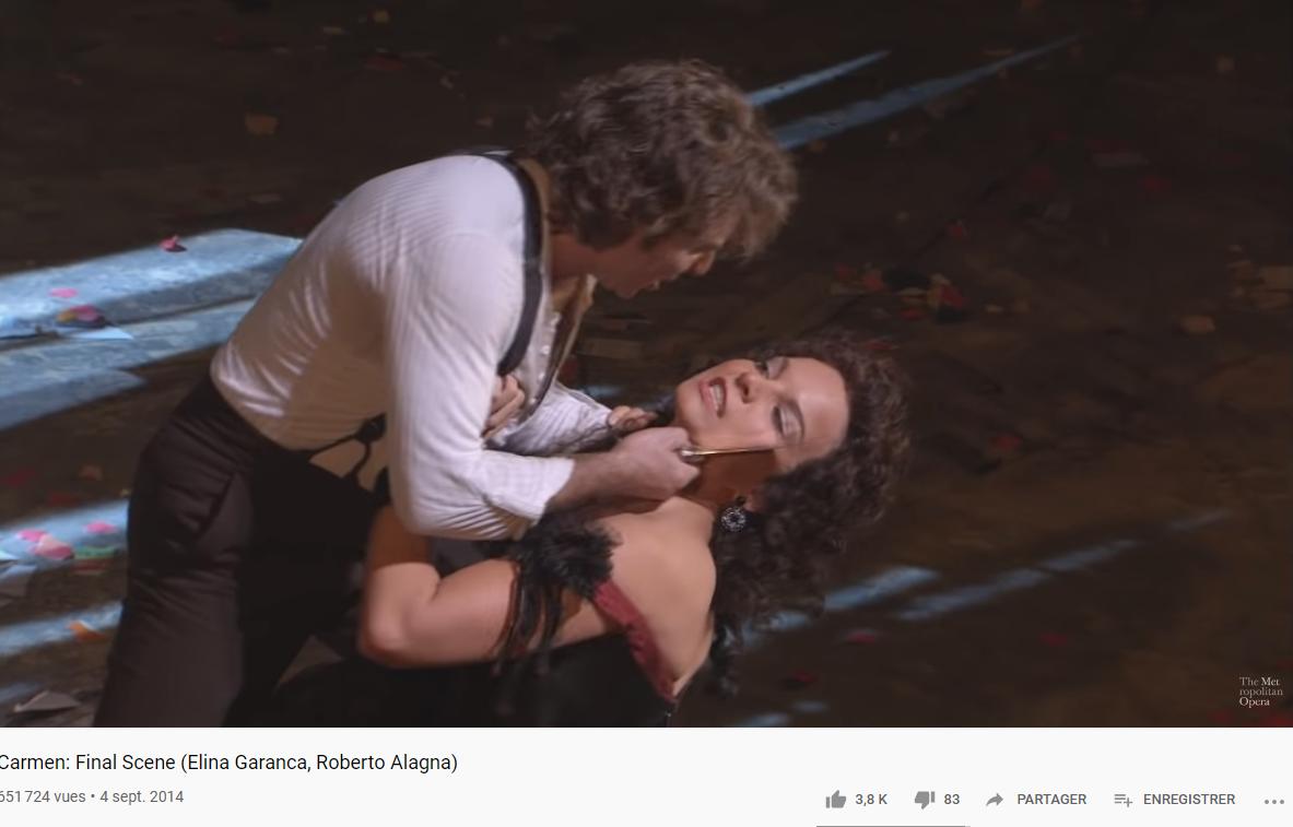 Bizet Carmen MET