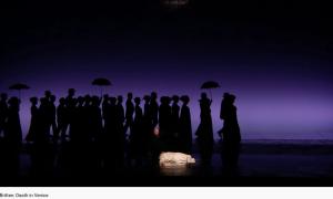 Britten Death in Venice Dionysos