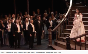 Donizetti Lucia di Lammermoor MET