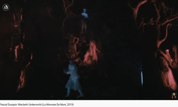 Dusapin Macbeth underworld