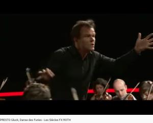 Gluck Orfeo ed Euridice Danse des furies