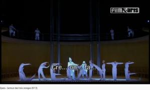 Prokofiev 3 oranges creonte
