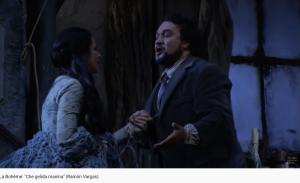 Puccini La Bohème MET