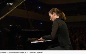 Rachmaninov 2e concerto de piano Grimaud