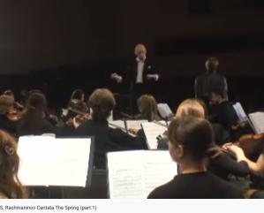Rachmaninov Le printemps (début)
