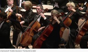 Rachmaninov les cloches