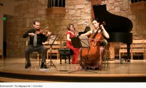 Rachmaninov trio élégiaque