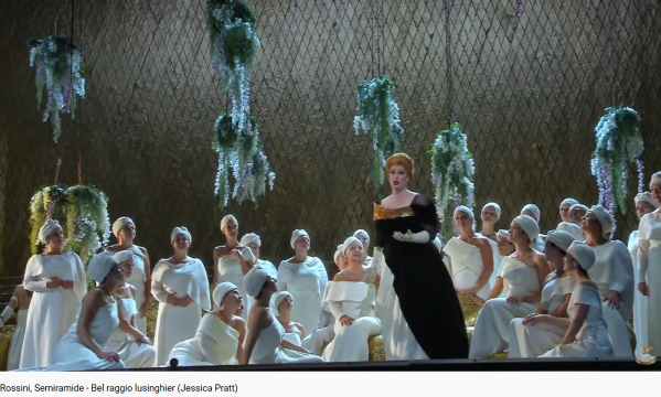 Rossini Semiramide Fenice