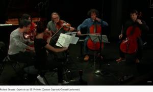 Strauss Capriccio Sextuor (pour WSM)