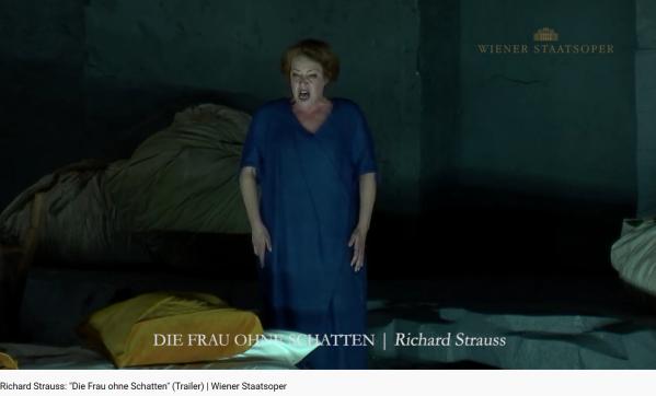 Strauss La Femme sans ombre WSO