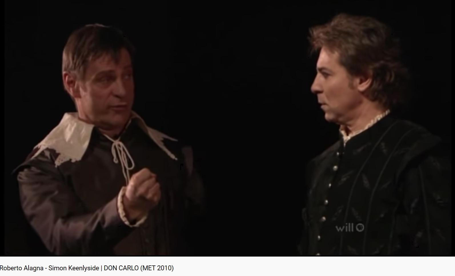 Verdi Don Carlo Met