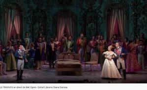 Verdi la traviata MET